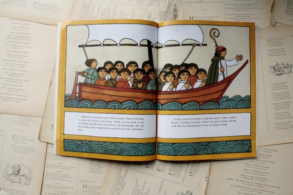 Patrick: Patron Saint of Ireland | Little Book, Big Story