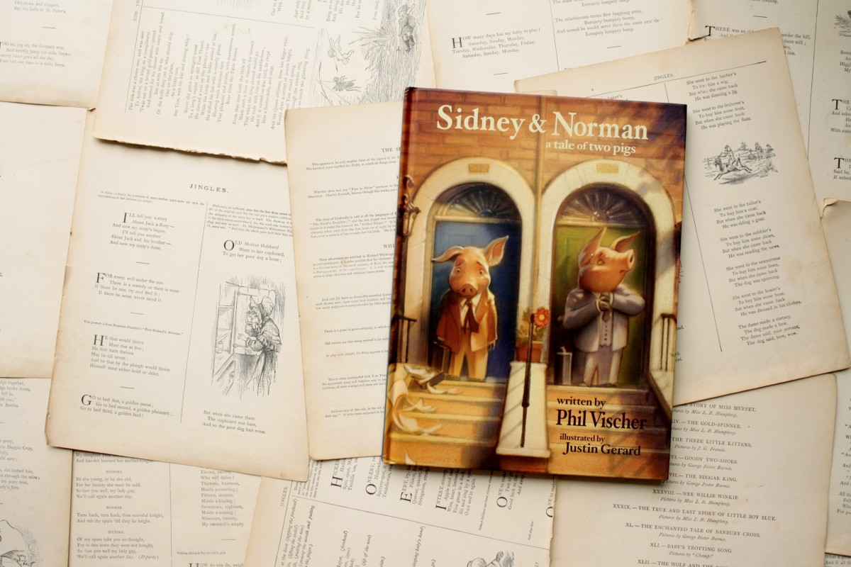 Sidney and Norman, by Phil Vischer | Little Book, Big Story