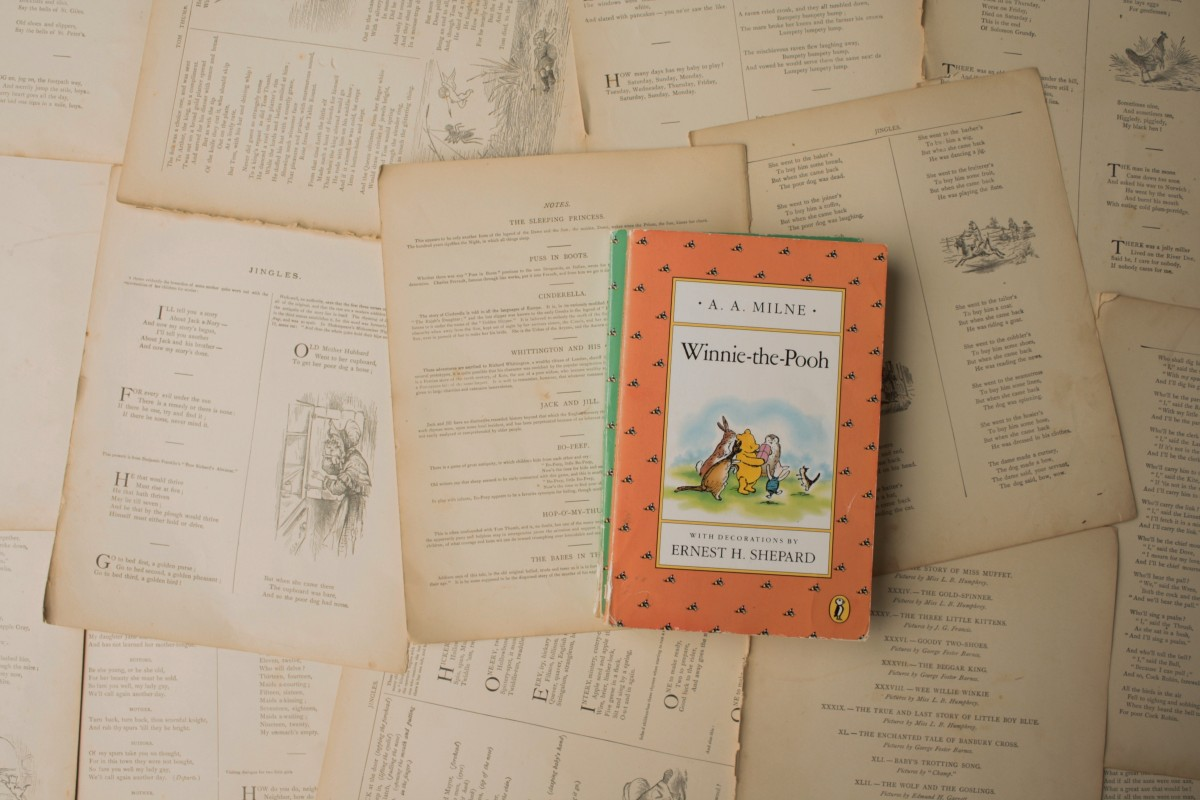 Winnie-the-Pooh | Little Book, Big Story