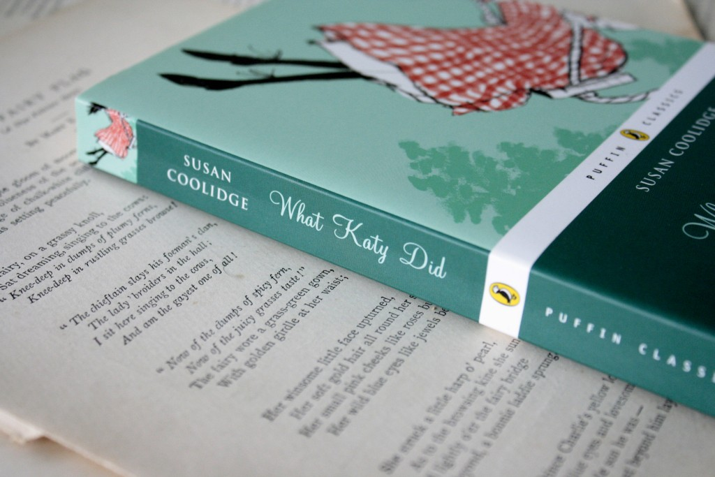 What Katy Did, by Susan Coolidge | Little Book, Big Story