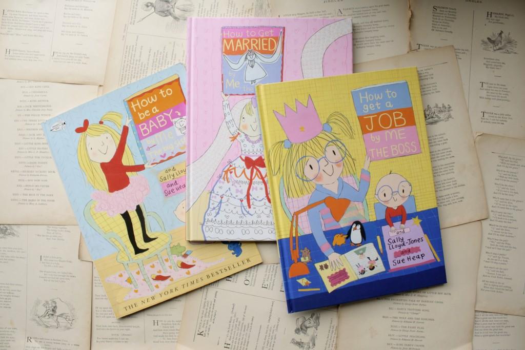 Sally Lloyd-Jones | Little Book, Big Story