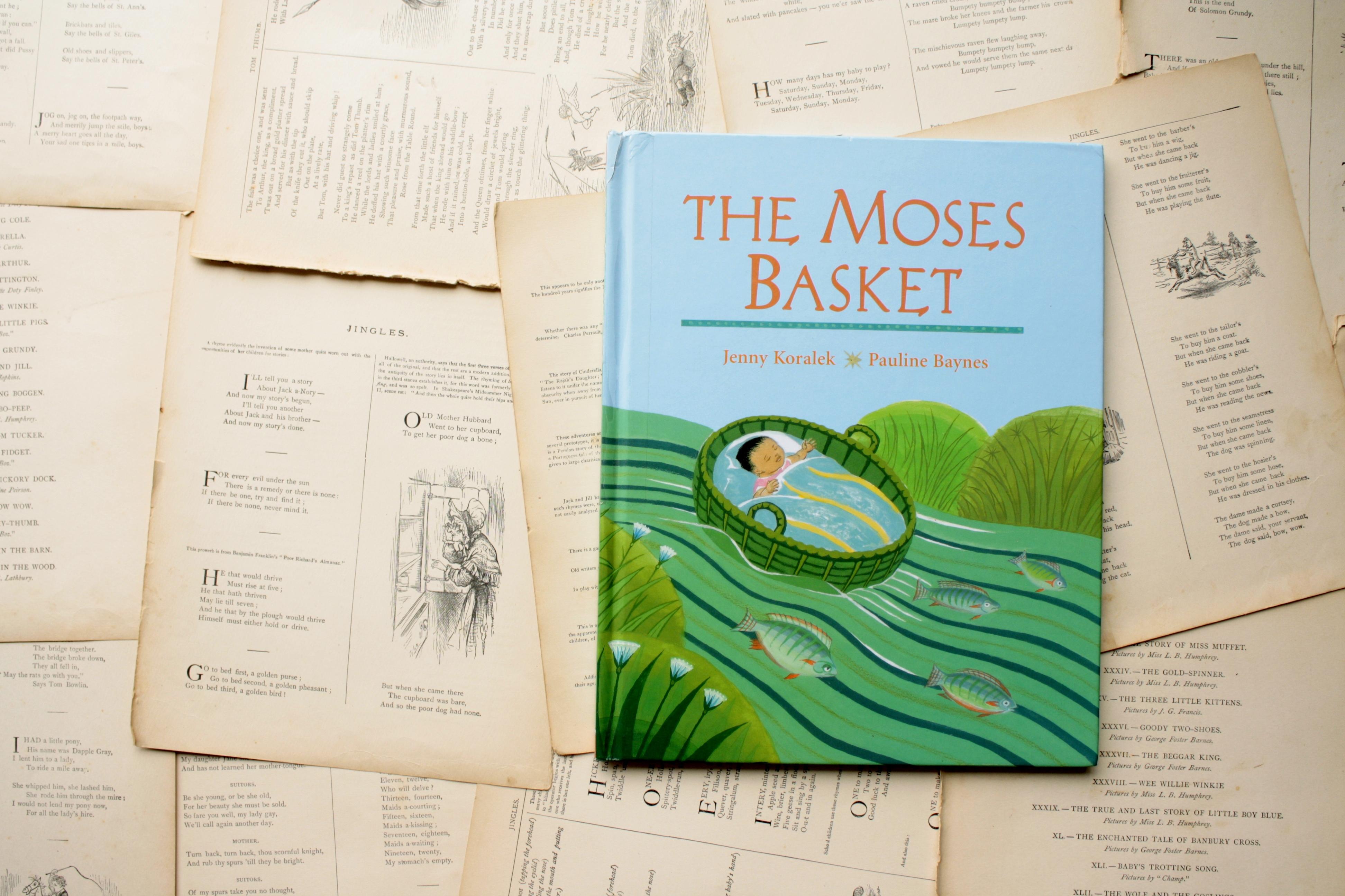 The Moses Basket | Jenny Koralek