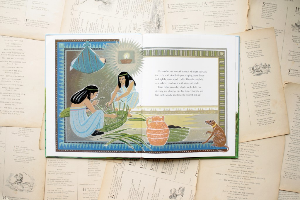 The Moses Basket | Little Book, Big Story