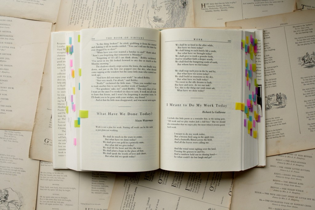 The Book of Virtues | Little Book, Big Story
