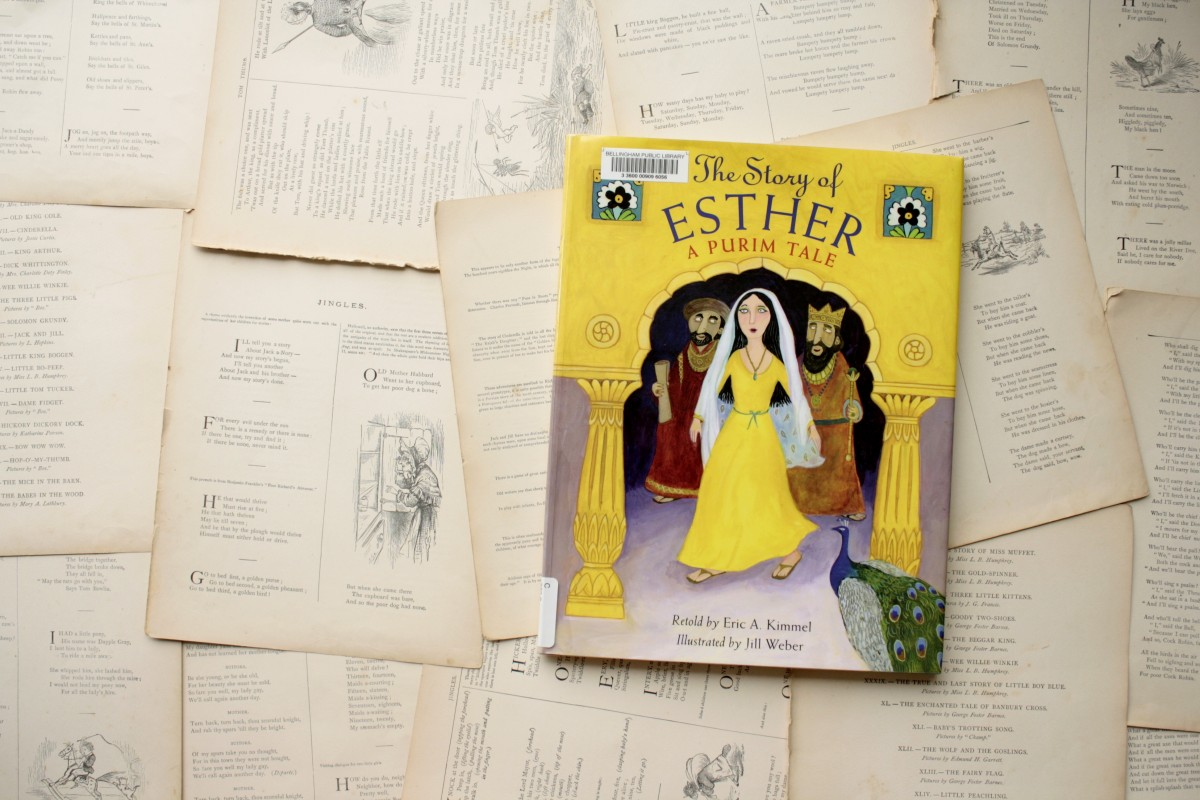 The Story of Esther | Little Book, Big Story