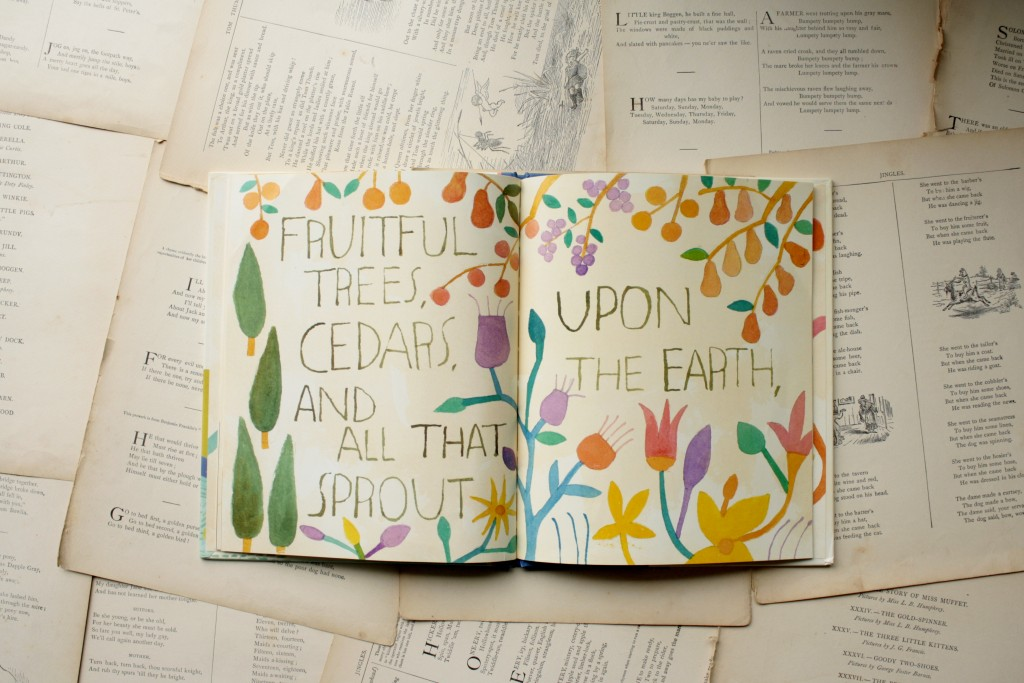 Let the Whole Earth Sing Praise | Little Book, Big Story
