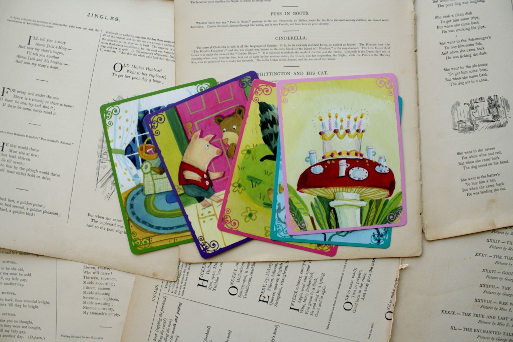 Tell Me Story (Story Cards) | Little Book, Big Story