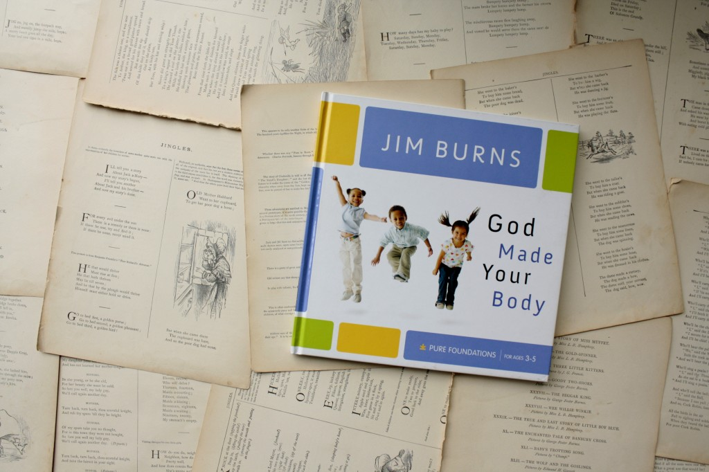 God Made Your Body | Little Book, Big Story