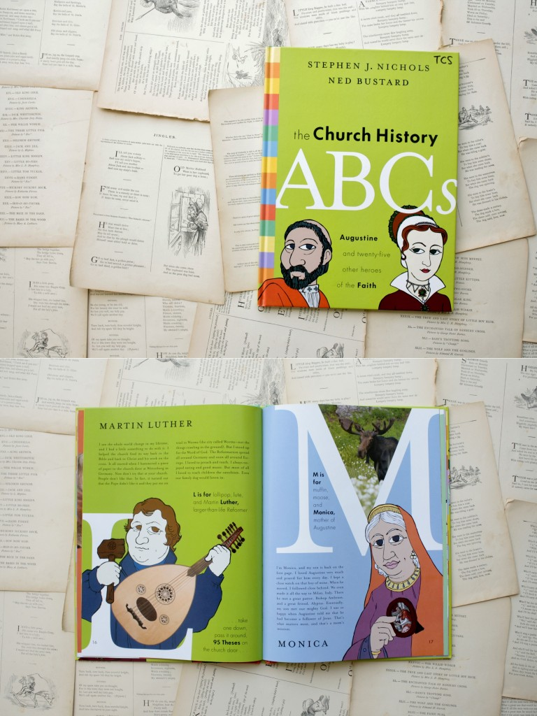 The Church History ABCs | Little Book, Big Story
