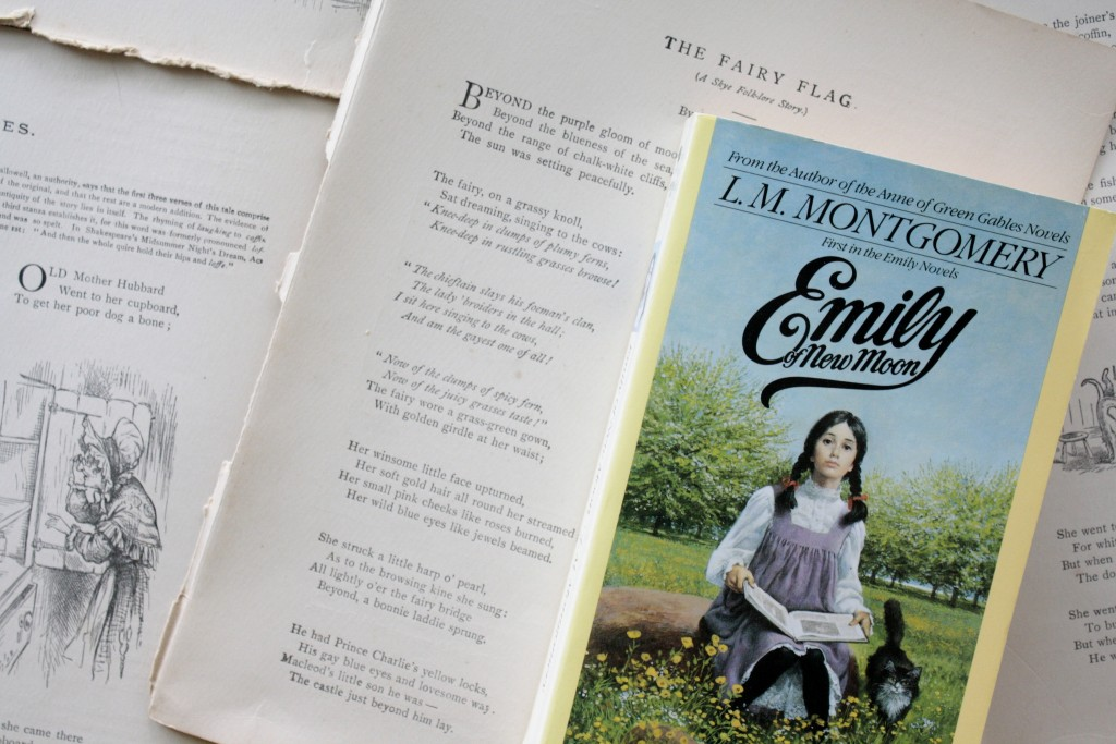 Emily of New Moon, by LM Montgomery | Little Book, Big Story