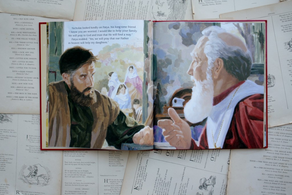 Saint Nicholas | Little Book, Big Story