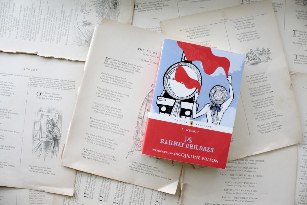 The Railway Children, by E. Nesbit | Little Book, Big Story