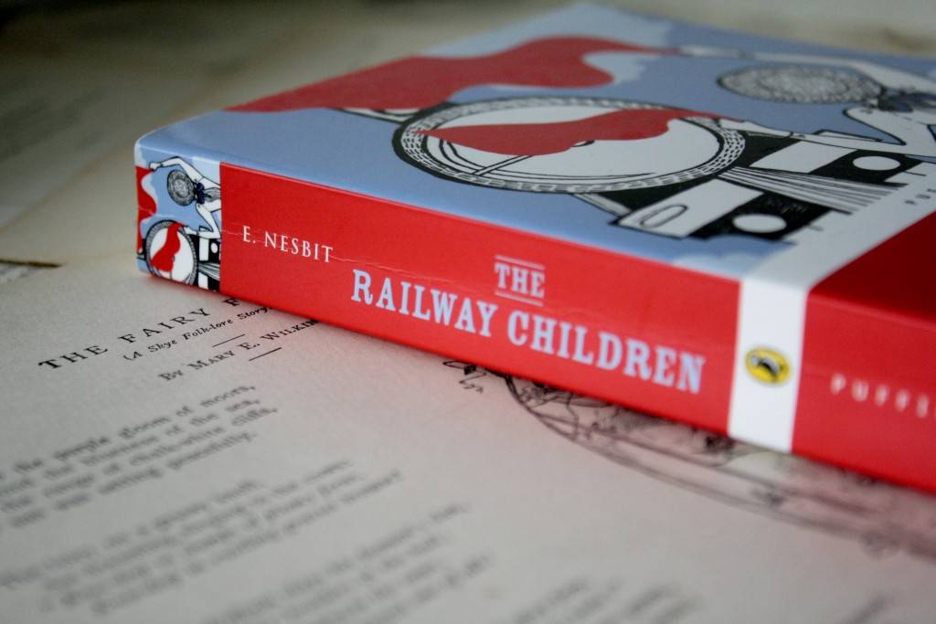 The Railway Children, by E. Nesbit | Little Book, Big Story