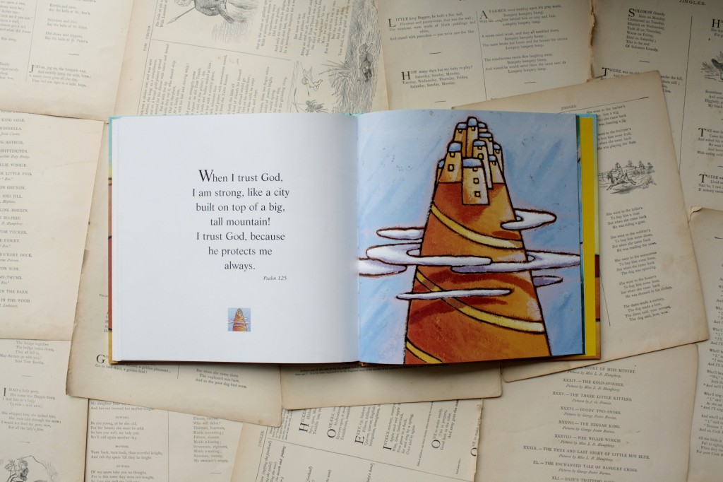 Psalms for Young Children | Little Book, Big Story