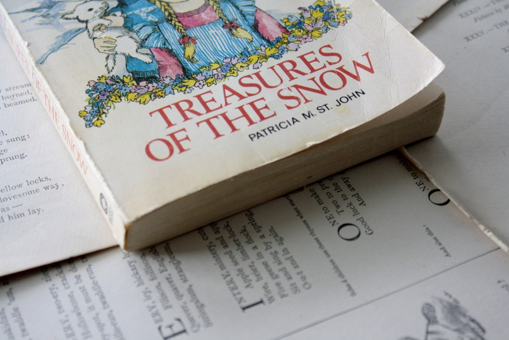 Treasures of the Snow, by Patricia St. John | Little Book, Big Story