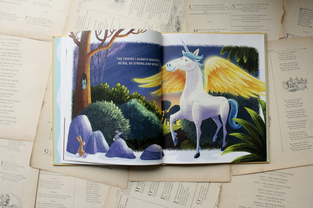 The Golden Feather | Little Book, Big Story