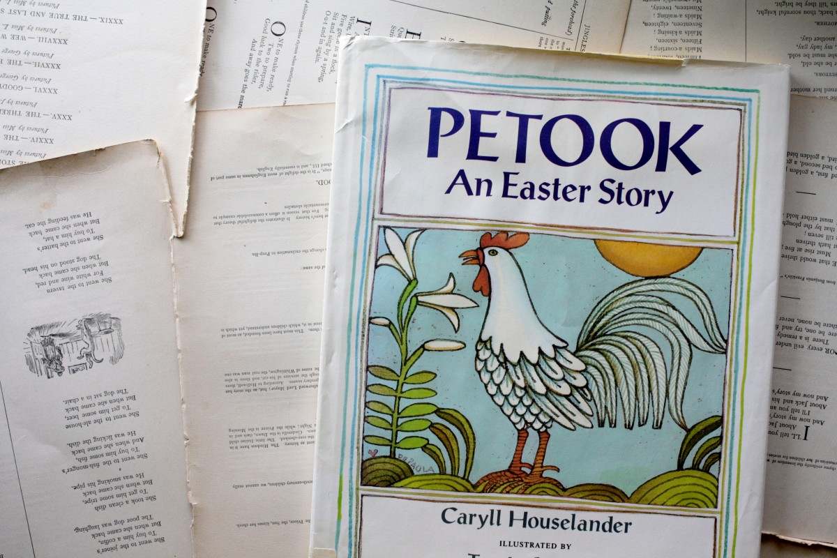 Petook: An Easter Story | Little Book, Big Story