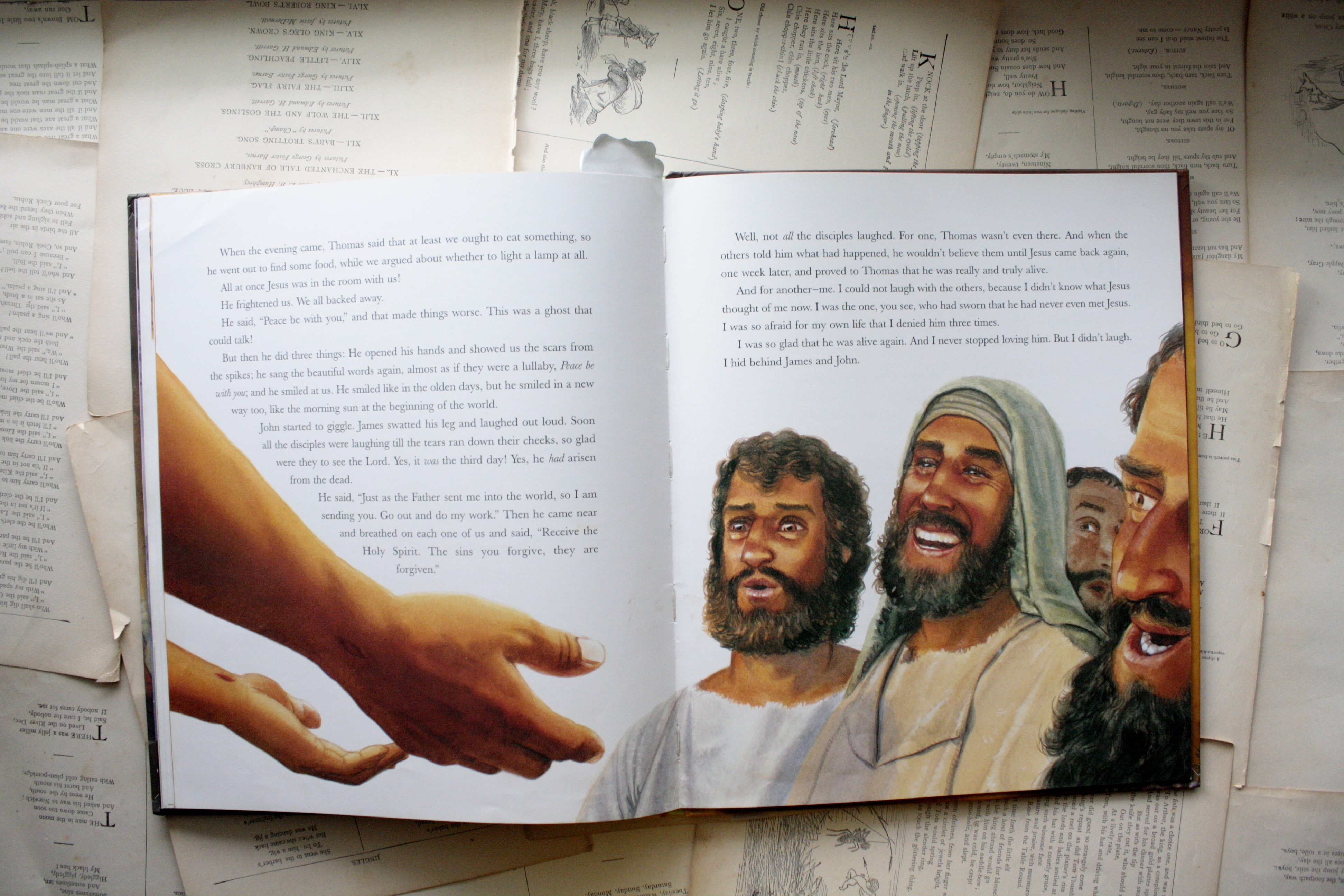 Peter's First Easter | Little Book, Big Story