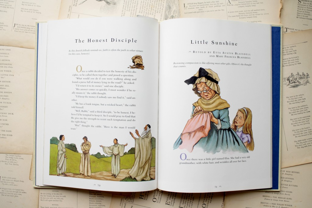 The Children's Book of Virtues | Little Book, Big Story