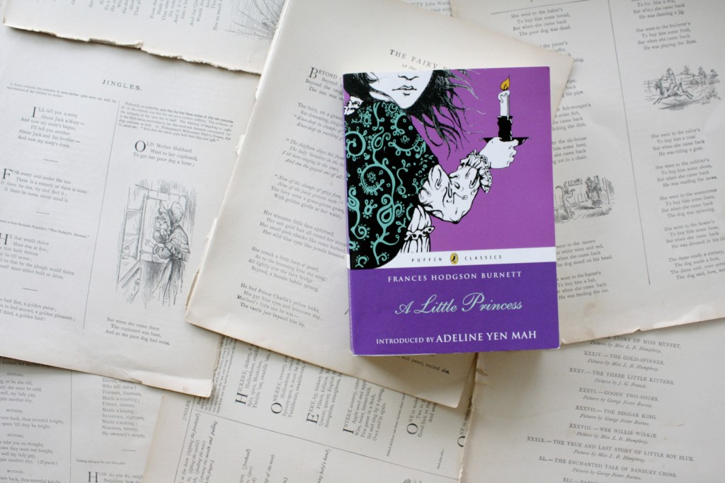 A Little Princess, by Frances Hodgson Burnett | Little Book, Big Story
