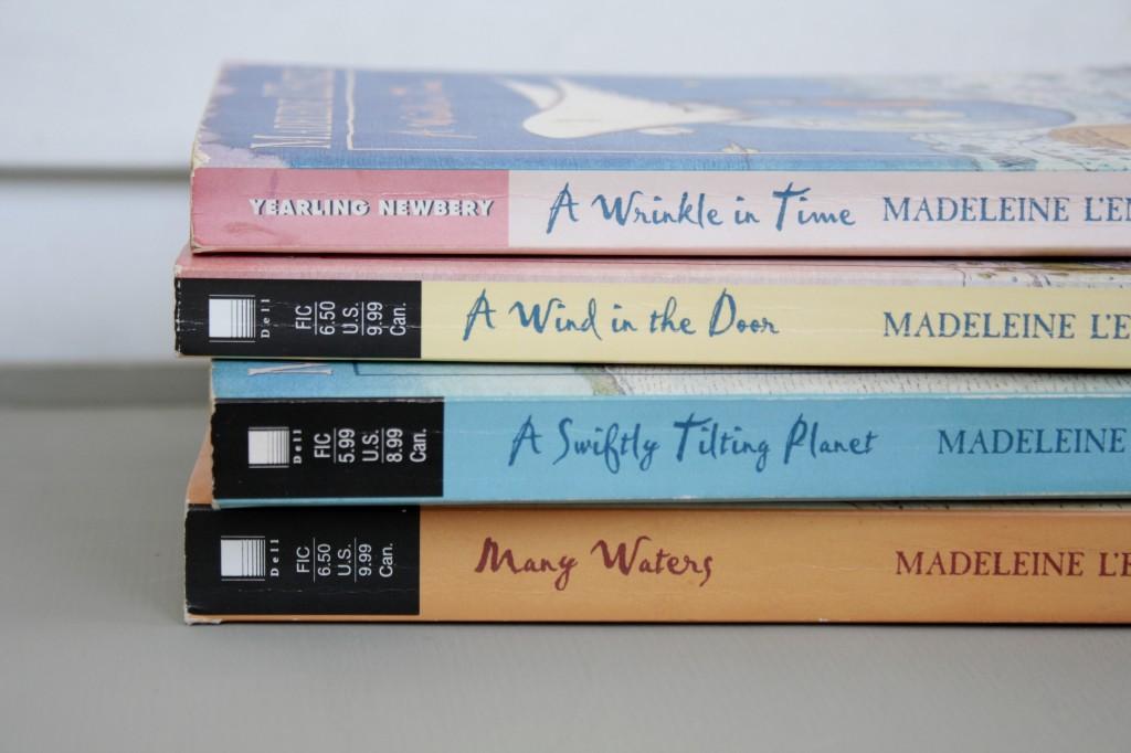 The Time Quartet | Little Book, Big Story