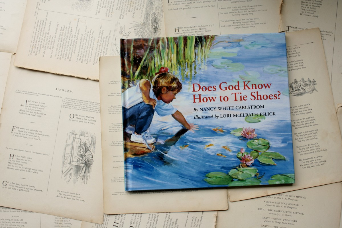 Does God Know How to Tie Shoes? | Little Book, Big Story