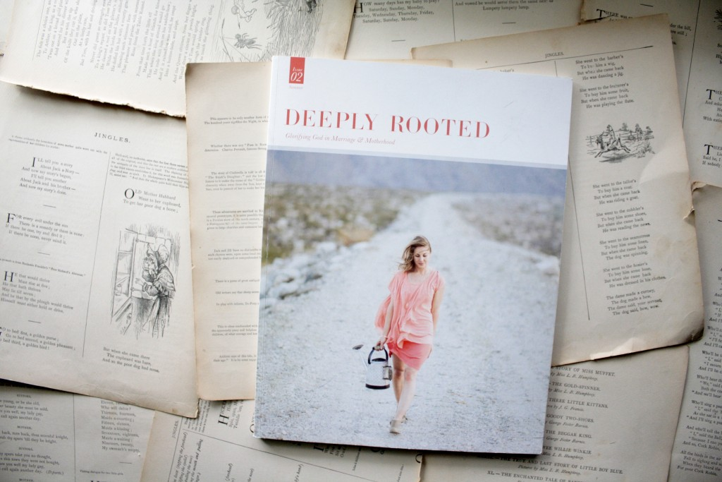 Deeply Rooted Magazine | Little Book, Big Story