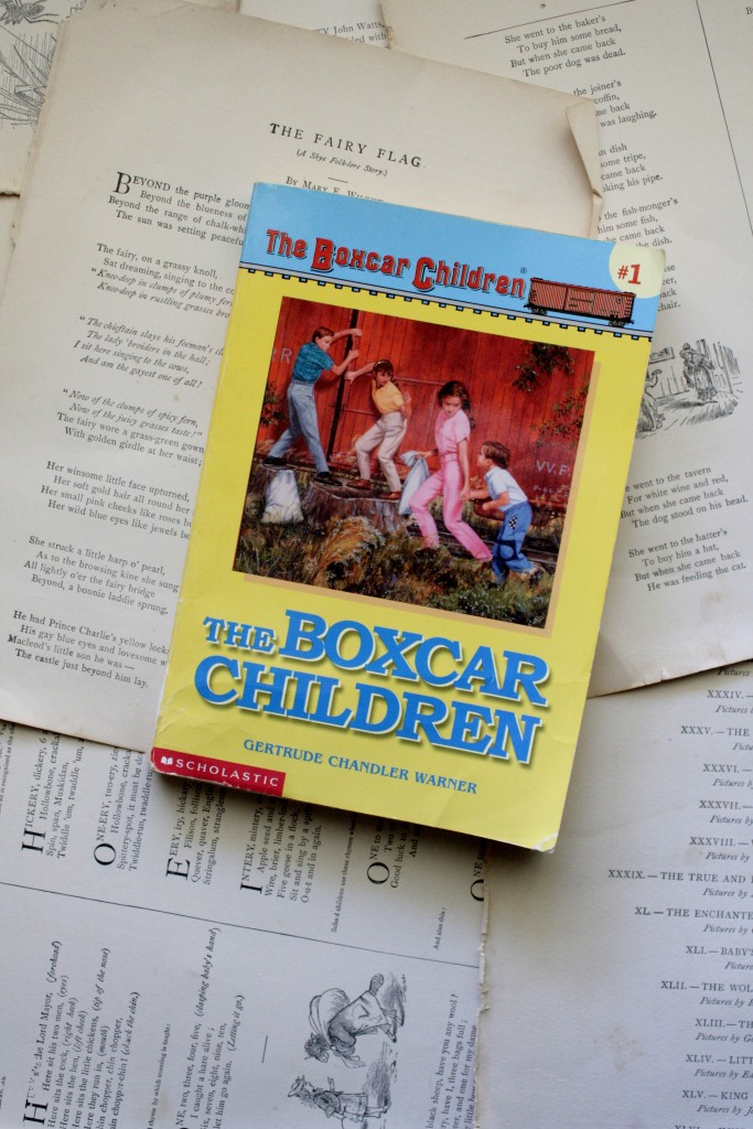 The Boxcar Children | Little Book, Big Story