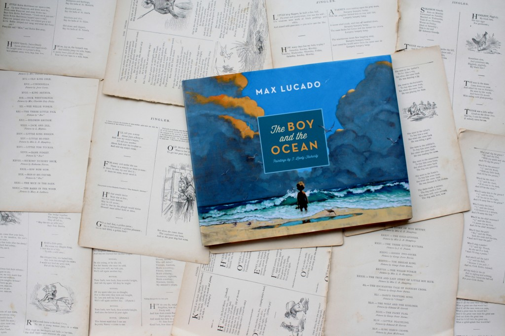 The Boy and the Ocean, by Max Lucado | Little Book, Big Story