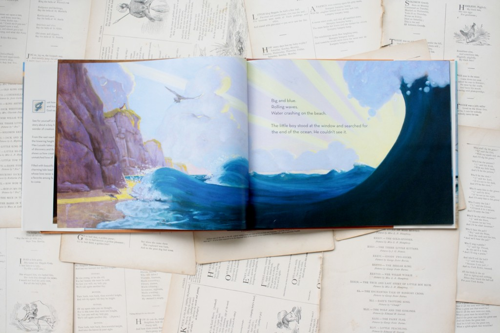 The Boy and the Ocean | Little Book, Big Story