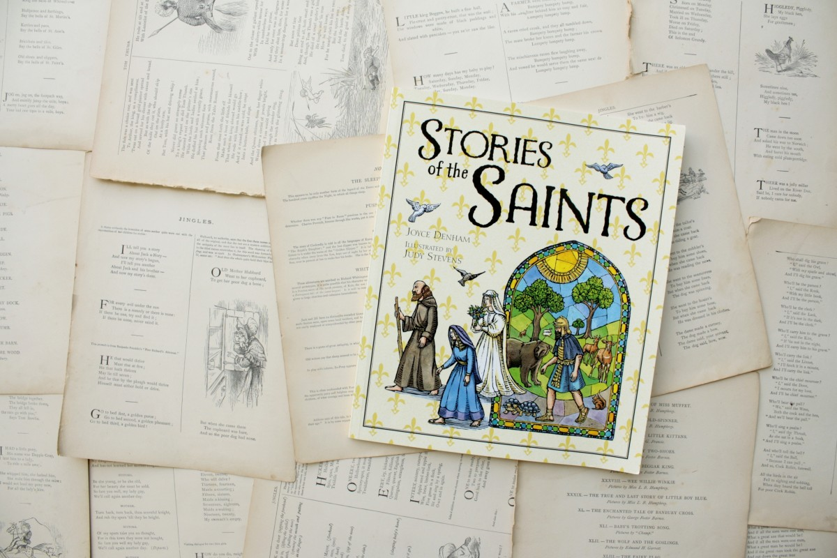 Stories of the Saints, by Joyce Denham | Little Book, Big Story