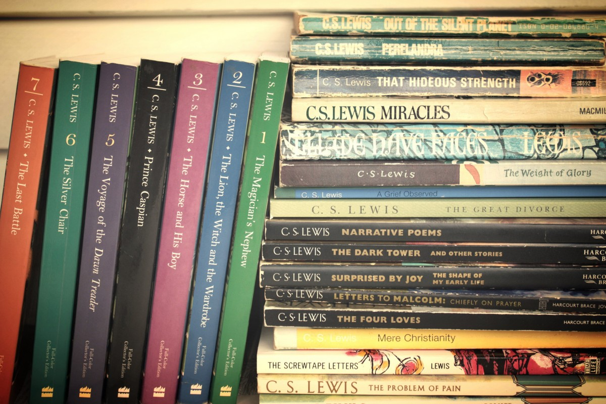 Why should you read C.S. Lewis?
