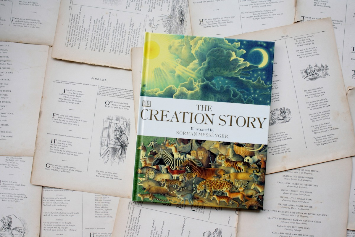 The Creation Story | Little Book, Big Story