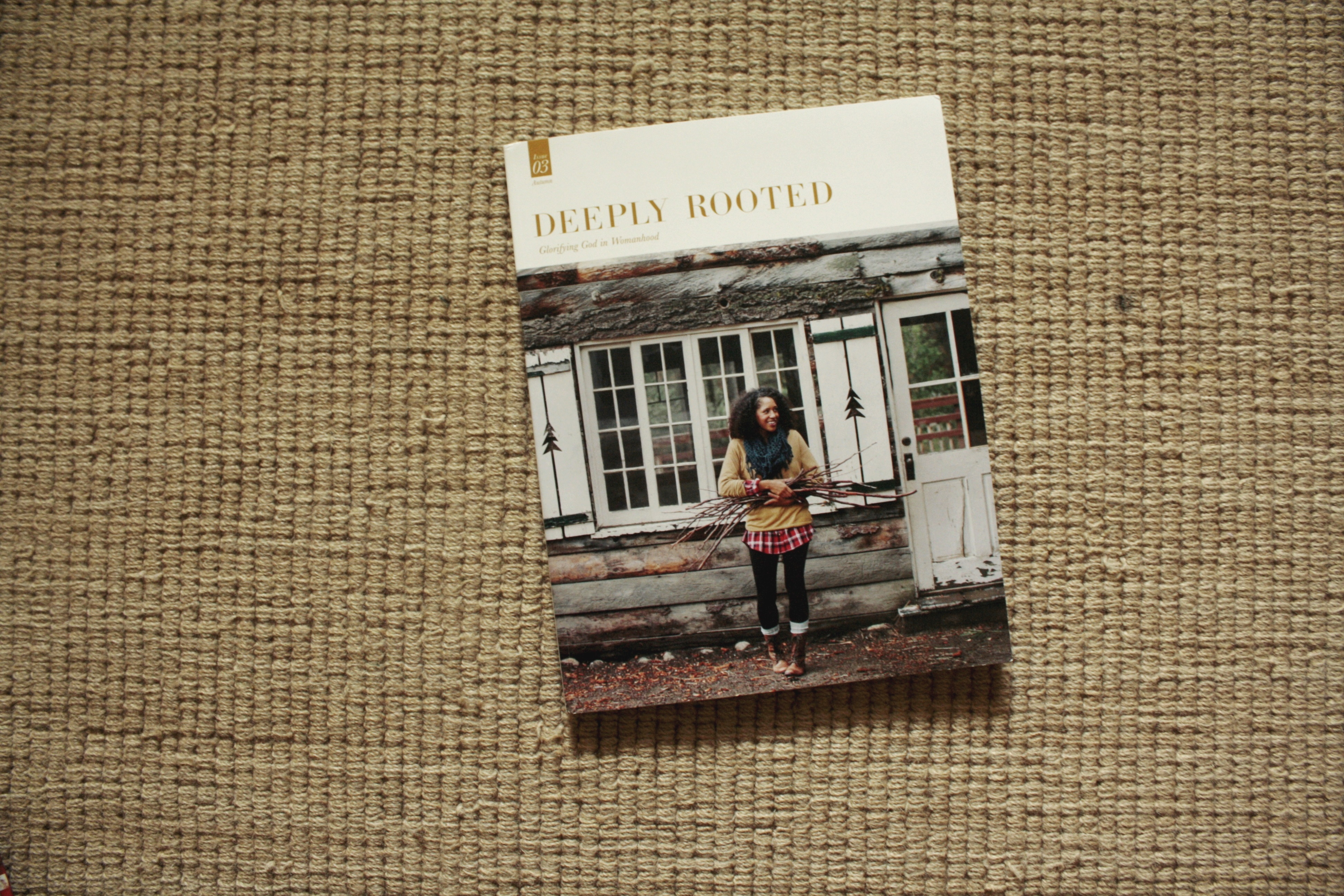 Deeply Rooted Magazine   Issue 3: Branch