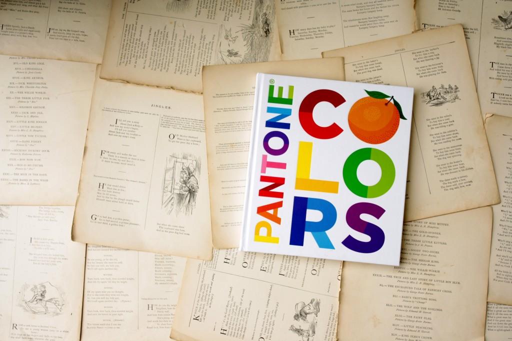 Pantone Colors | Little Book, Big Story
