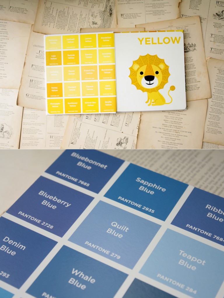 Pantone Colors | Little Book, Big Story