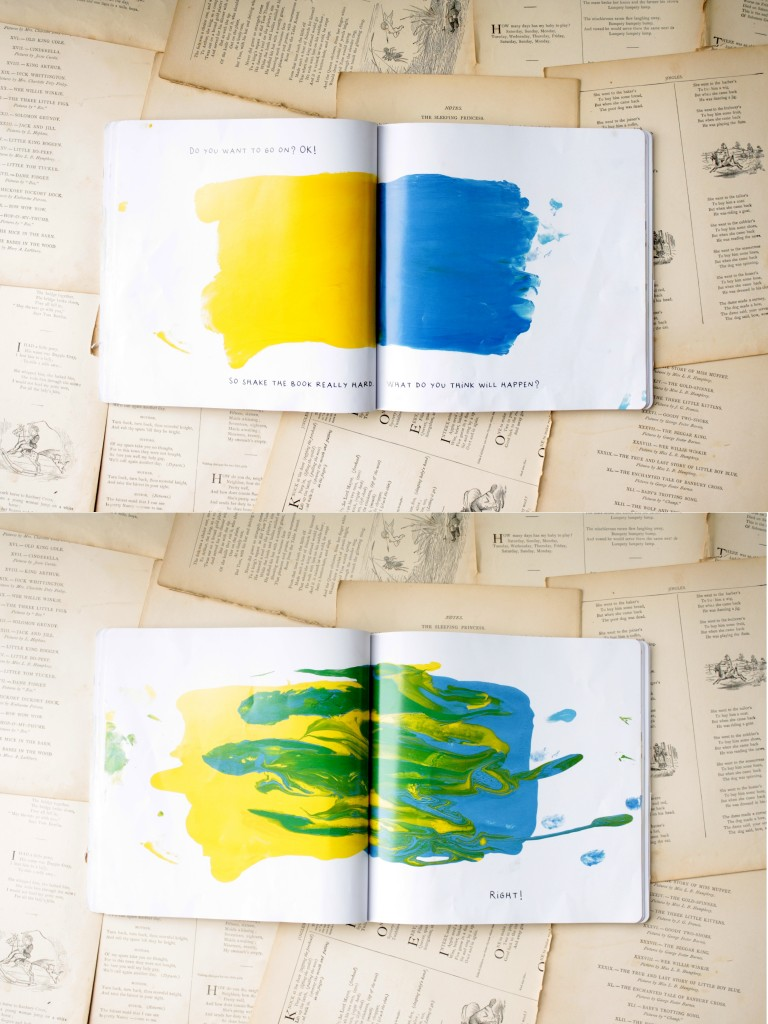 Mix it Up! | Little Book, Big Story