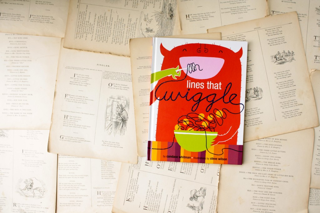 Lines That Wiggle | Little Book, Big Story