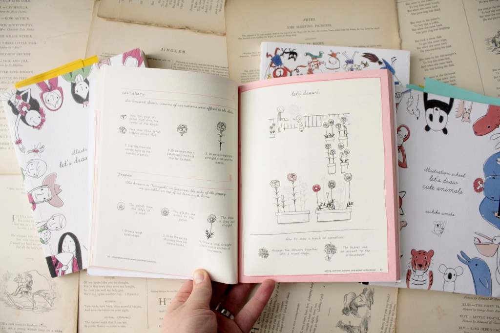 Illustration School | Little Book, Big Story