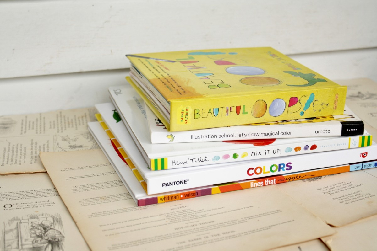 5 Great Books About Making Art | Little Book, Big Story
