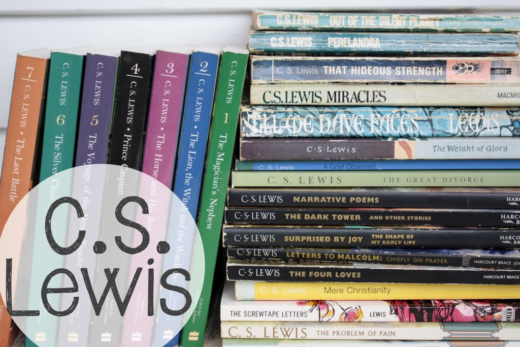 Featured Author: C. S. Lewis | Little Book, Big Story