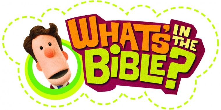 What's in the Bible? DVD series | Little Book, Big Story