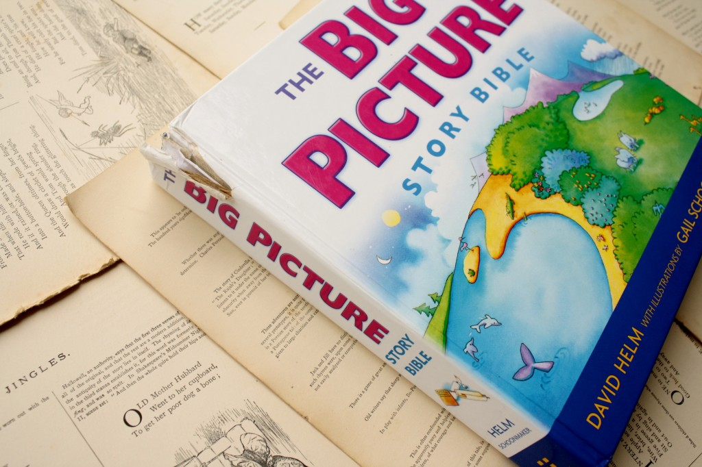 The Big Picture Story Bible | Little Book, Big Story