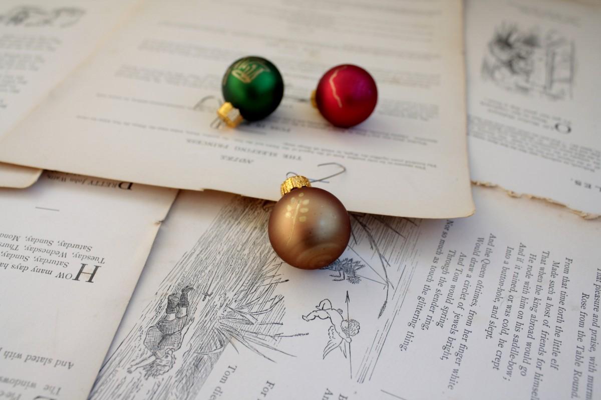 DIY Jesse Tree Ornaments | Little Book, Big Story