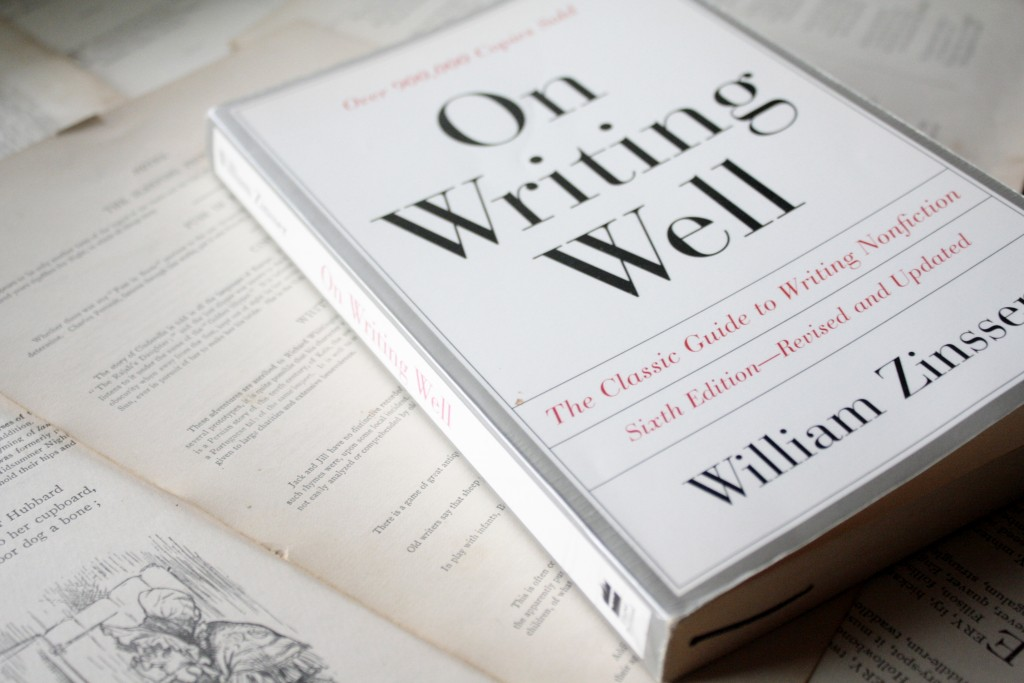 On Writing Well | Little Book, Big Story