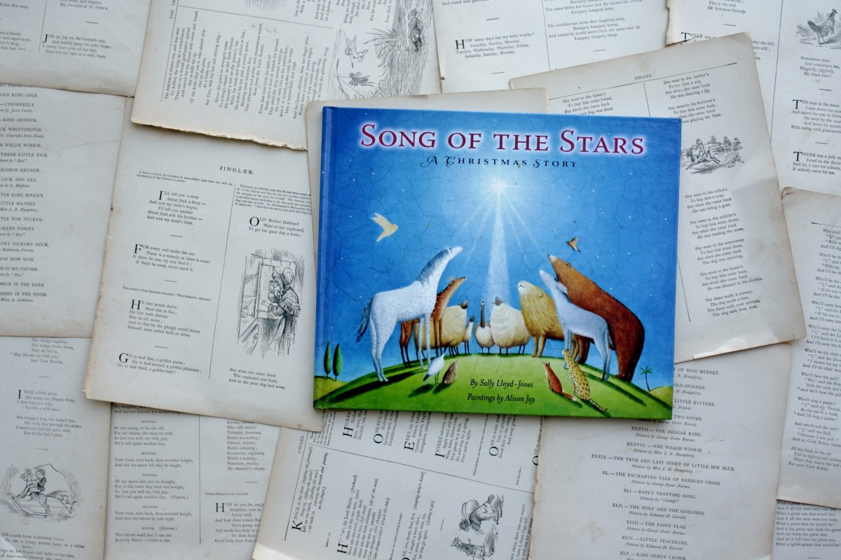 Song of the Stars, by Sally-Lloyd Jones | Little Book, Big Story