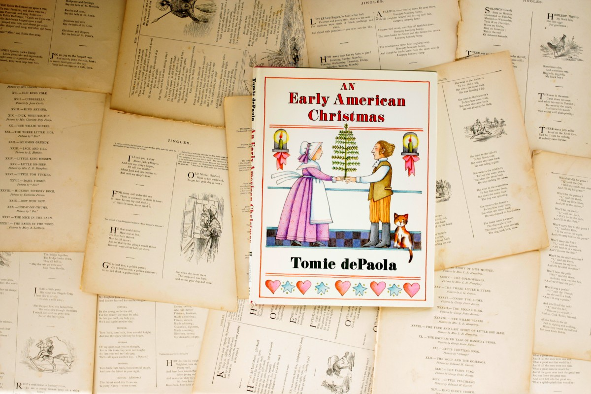 An Early American Christmas | Little Book, Big Story