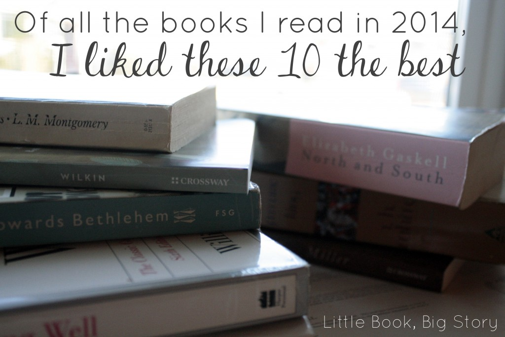 Best of 2014 | Little Book, Big Story
