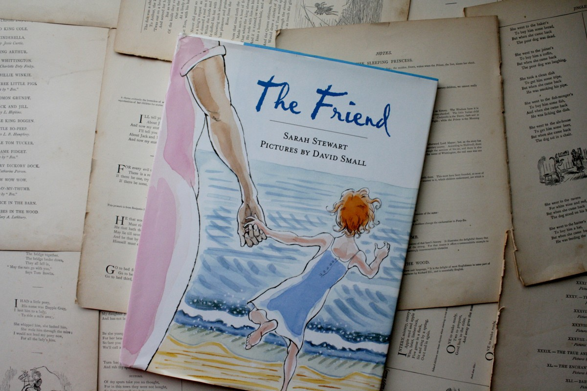 The Friend, by Sarah Stewart | Little Book, Big Story