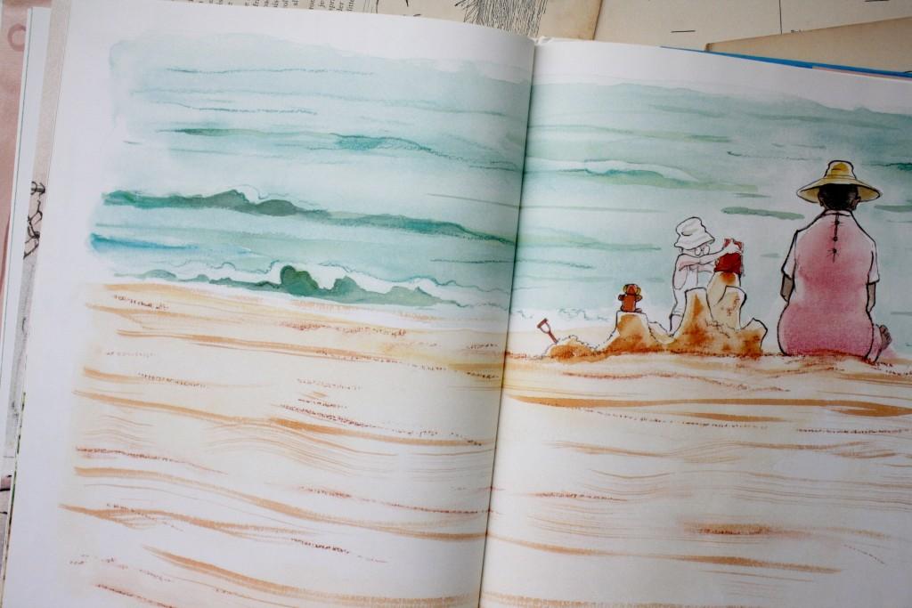 The Friend, by Sarah Stewart   Little Book, Big Story
